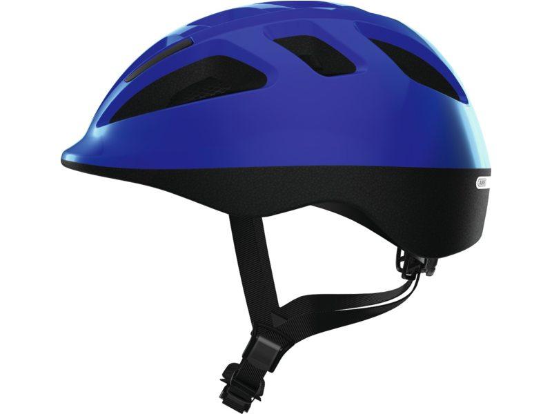 Abus helm smooty 2.0 shiny blue m